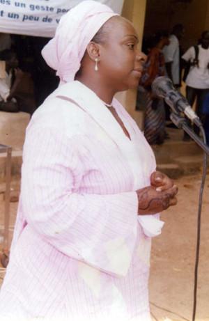Aissata Traore, Honorary President