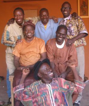 Groupe Bogolan Kasobane
