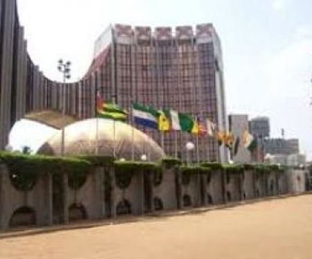 ECOWAS Headquarters in Abidjan